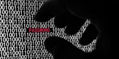 hacker stealing passwords